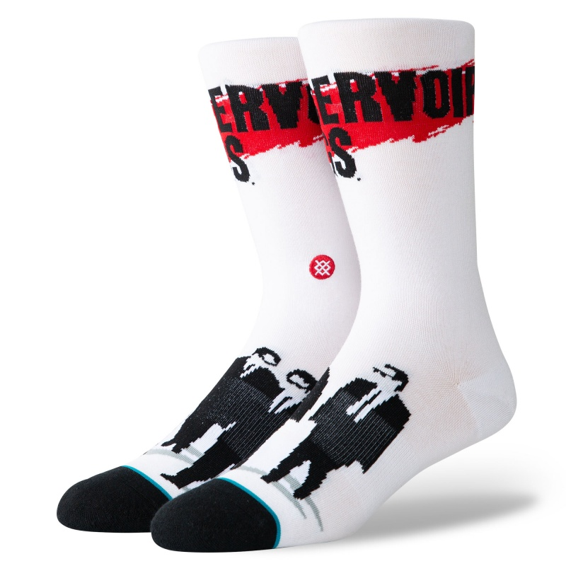 Stance Reservoir Dogs White