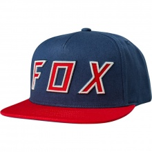 Fox Posessed Snapback Hat Navy