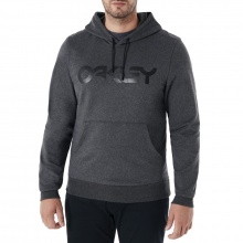 Oakley B1b Hoodie Blackout Ligh Heather