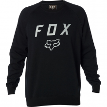 Fox Legacy Crew Fleece Black