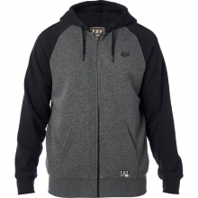 Fox Legacy Sherpa Black Charcoal