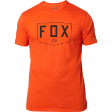 Fox Shield SS Premium Tee Atomic Orange