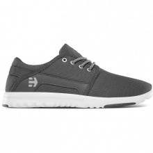 Etnies Scout Dark Grey Black White