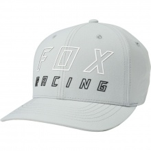 Fox Neon Moth Flexfit Hat Grey