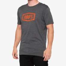 100% Essential Charcoal Heather Brionze