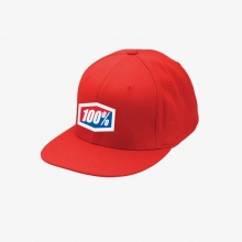 100% Official J-Fit Hat Red