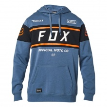 Fox Official Pullover Feelce Blue Steel